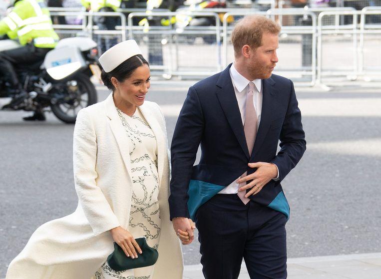 Meghan en Harry betuigen hun steun na de aanslagen in Nieuw-Zeeland.