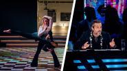 Tranen bij Kelly Pfaff, een pittige pin van Jan Kooijman en een vrouwelijke afvaller in 'Dancing with the Stars'