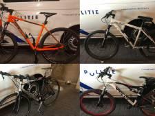 Politie Doetinchem: wie herkent deze mountainbikes?