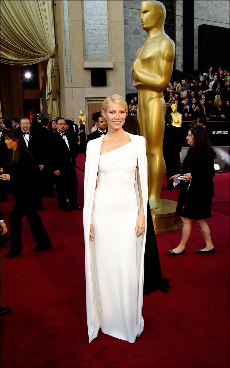 Gwyneth Paltrow in Tom Ford (2012) The 15 most memorable dresses from the history of the Oscars