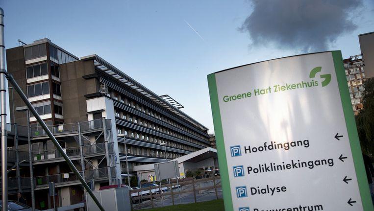 Gegevens van honderdduizenden patiënten van het Groene Hart Ziekenhuis in Gouda zijn jarenlang via internet toegankelijk geweest op een slecht beveiligde computer. Beeld anp