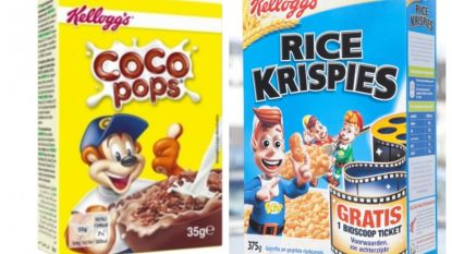 "Ophef in UK over Rice Krispies en Coco Pops: ""Waarom is die mascotte een aap?"""