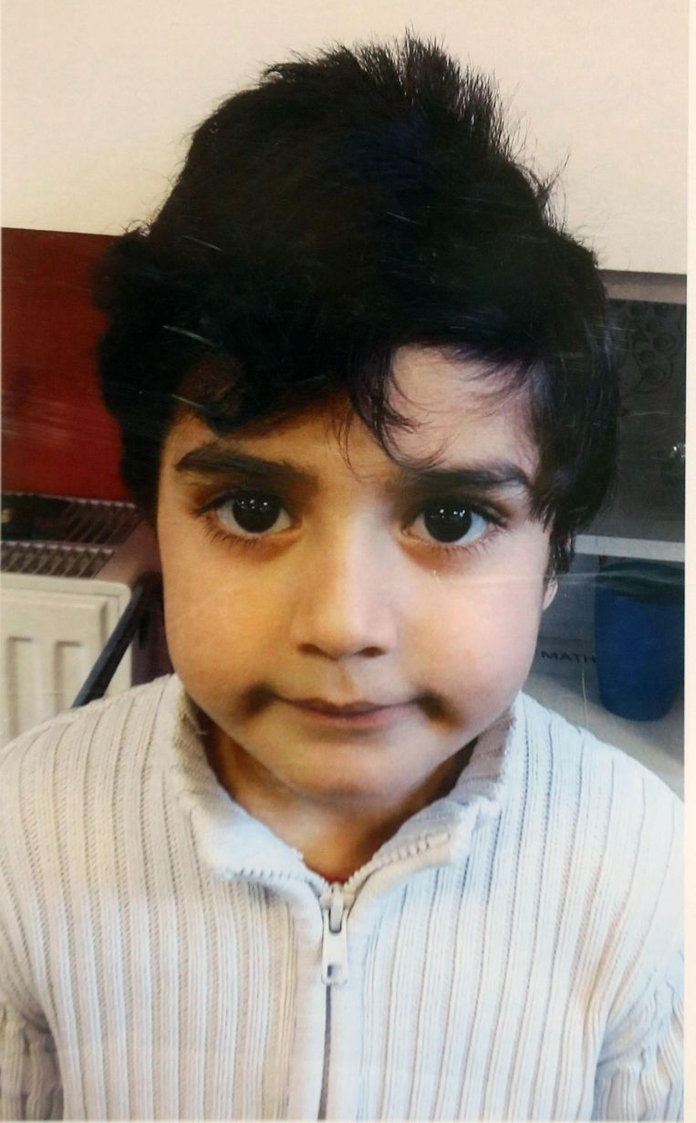 De Syrische kleuter Yamen (6) kwam om het leven na een ongeval op het zebrapad aan de schoolpoort.