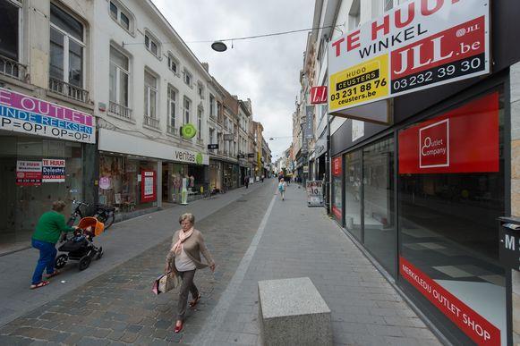 Schepen Rik Verwaest wil de leegstand van winkelpanden aanpakken.