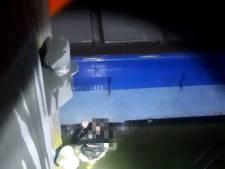 Koperdief springt in water in Tholen: na zoekactie met brandweer aangehouden