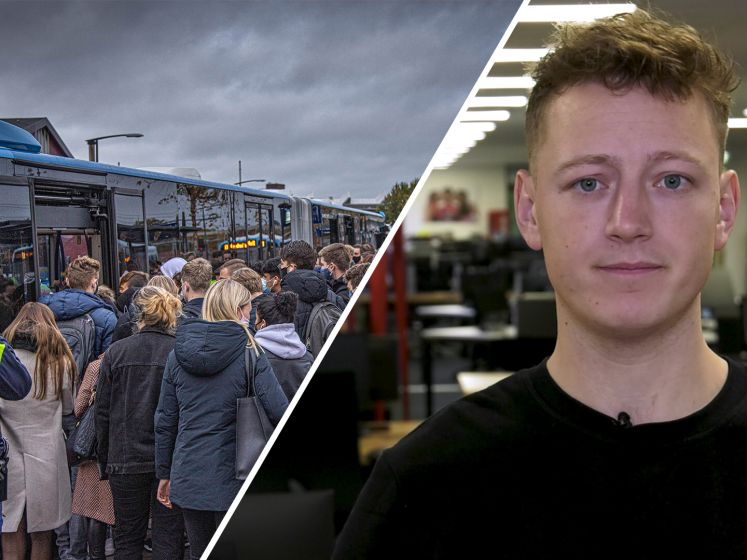 de Stentor Nieuws Update: Stampvolle studentenbussen en zuchtende ziekenhuizen