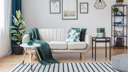 5 tips voor kleur in huis zonder je muren te verven
