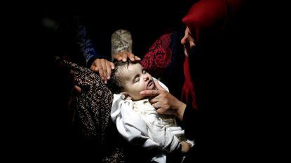 """""""Gaza-baby Laila stierf niet door traangas"""", zegt Palestijnse dokter"""