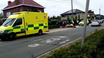Motorfietser (26) uit Torhout in levensgevaar na zware crash in Kortemark