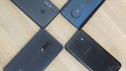 De beste smartphones op de markt