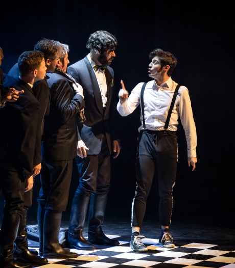 Vrouwenverslinder Don Juan in De Eendracht