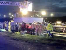 Antwerpenaar (65) bezwijkt twee maanden voor pensioen aan verwondingen na ongelukkige val in Boudewijnkanaal