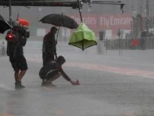 Zit extreem weer de GP van Japan weer in de weg?