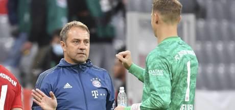 Flick geeft Lewandowski, Neuer en Goretzka rust in Madrid
