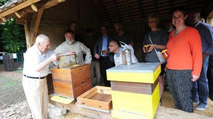 Bijen hartelijk verwelkomd aan Liermolen