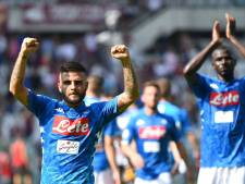 Napoli verslaat Torino in eigen huis