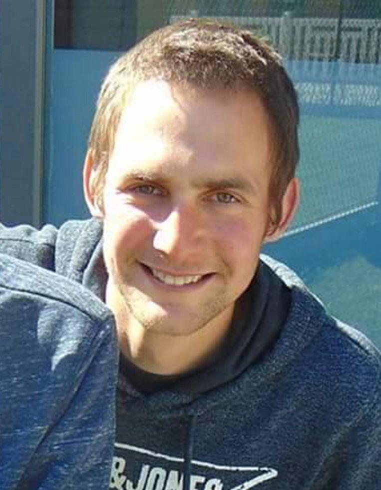Slachtoffer Frederic Verhelst kon niet meer gered worden.