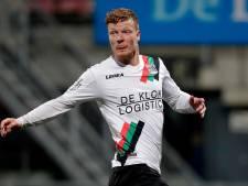 NEC-spits Druijf beste talent van de eerste divisie