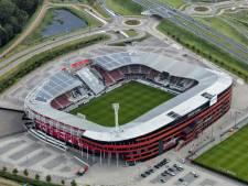 Le toit du stade d'AZ Alkmaar ne peut pas être réparé avant la fin de l'enquête