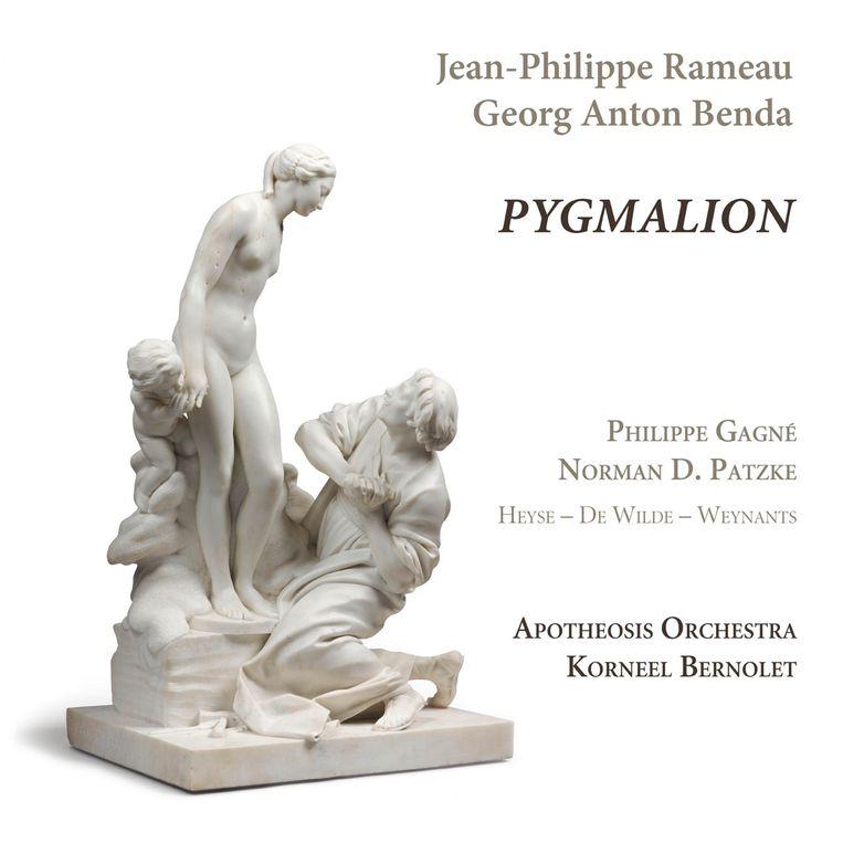 Pygmalion Beeld