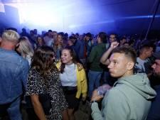 'Losjes Festival hopelijk eenmalig bij het Engelermeer'