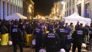 Klimaatactivisten willen Wetstraat nog tot morgen bezetten