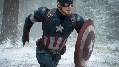 Chris Evans legt Captain America-schild neer