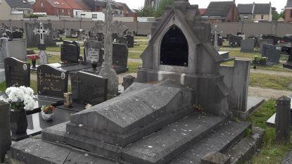 Derde praalgraf op kerkhof Leopoldsburg gerestaureerd