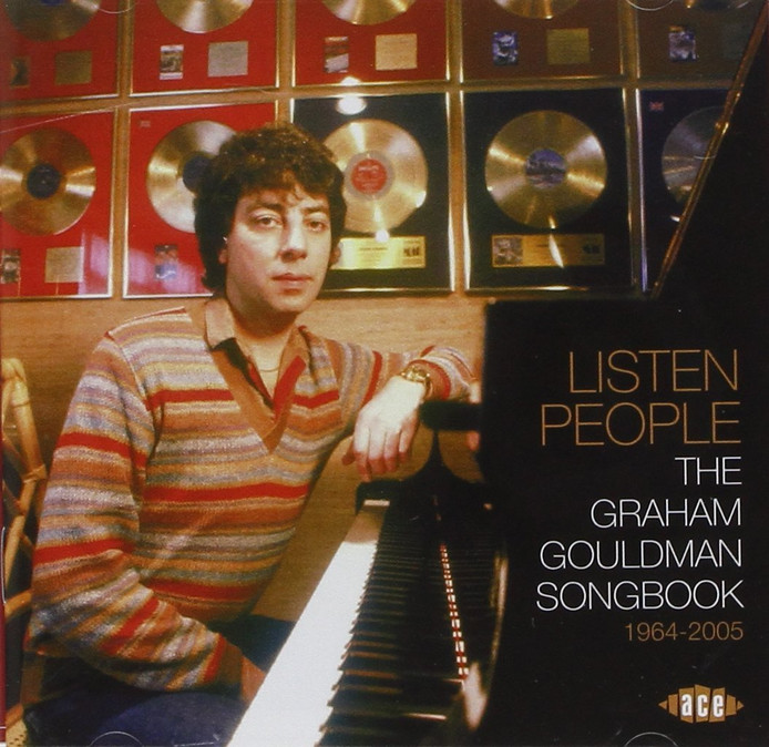 Graham Gouldman.