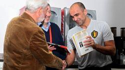 """Win een door Martínez gesigneerd boek: """"De Rode Duivels mochten hun ingepakte koffers weer uitpakken"""""""