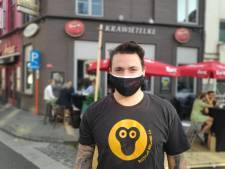 "Cafébaas roept Gentse studenten tot de orde: ""Ik wil niet de hele avond 'mondmasker' roepen"""