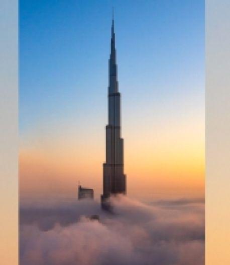 Des images incroyables du plus haut bâtiment du monde