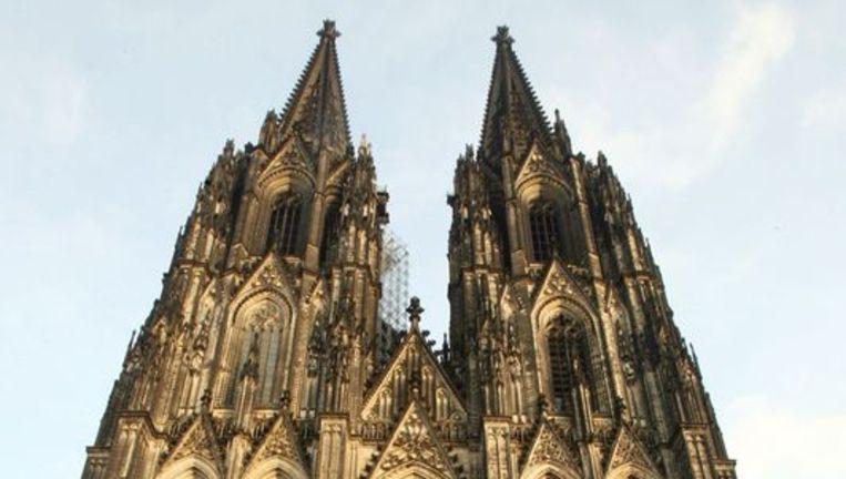 Kölner Dom. Beeld afp