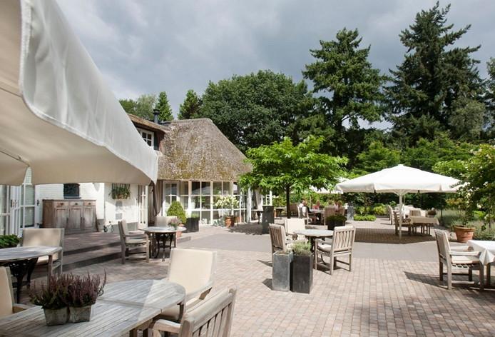 Restaurant Het Koetshuis in Bennekom. Foto: Herman Stöver