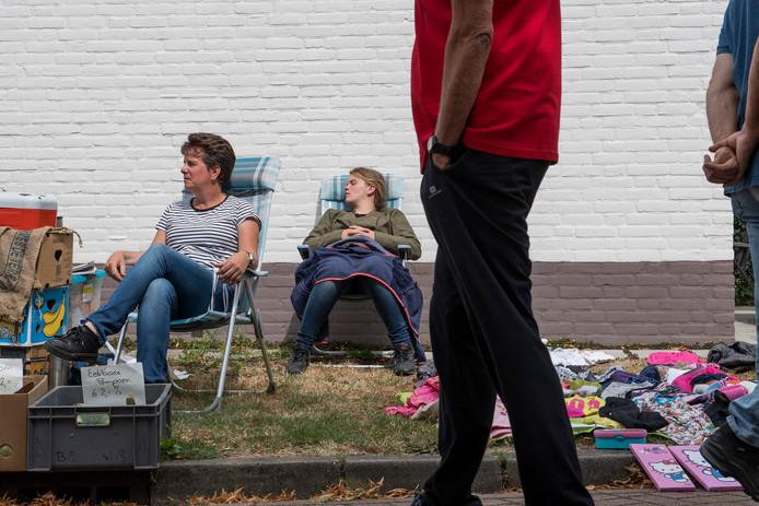 De Slijk-Ewijkse zomermarkt trekt in deze evenementluwe weken veel volk, maar het kan niet iedereen boeien.
