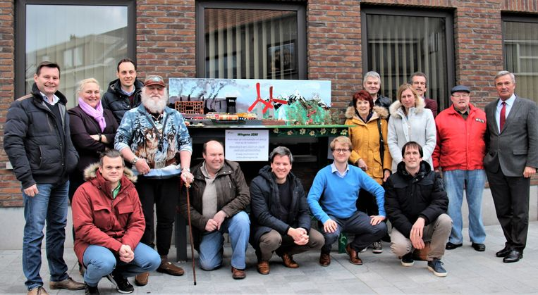 Het gemeentebestuur wil samen met de burgers nadenken over een groene toekomst en organiseert op 8 april een klimaattafel in het gemeentehuis.
