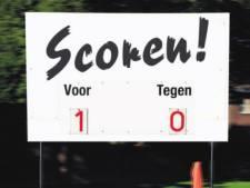 Uitslagen zondagvoetbal 18 maart regio Zwolle