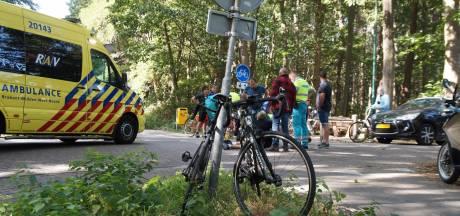 Wielrenners aangereden in Loon op Zand en Kaatsheuvel