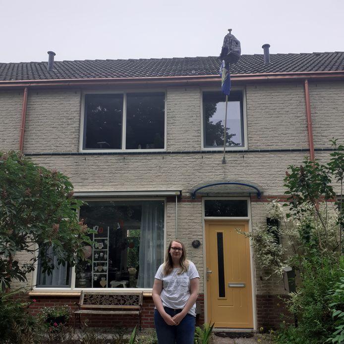 Jeannette van der Spoel uit Kampen wil juf worden. Nu ze havo met goed gevolg heeft doorlopen is daar een stap dichterbij. Ze 17-jarige gaat naar de VIAA in Zwolle om de pabo te doen.
