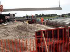 De allereerste brug in de nieuwe N18
