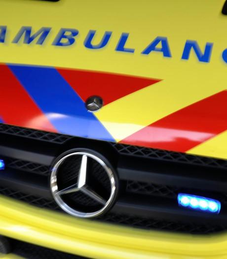 Arnhemmer die ambulance bekogelde met steen was verward