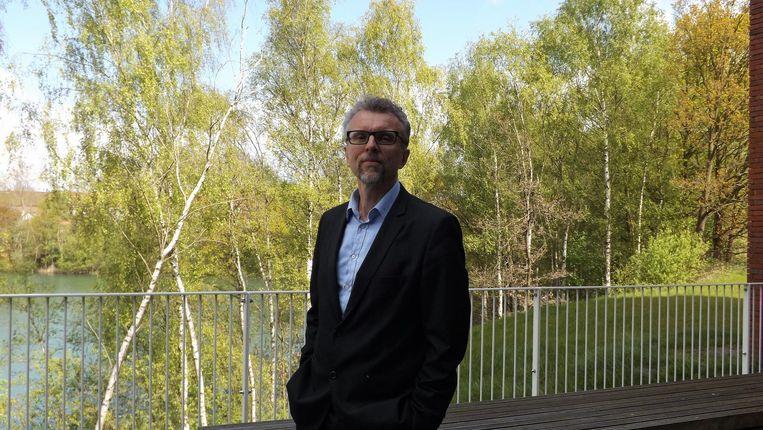 Alex Van Breedam, CEO van Tri-Vizor, bedacht een centraal 'koekjesmagazijn'.