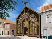 Welstand wil stadsdebat over plannen voor Kunstkerk: 'Is dit ontwerp een grap ofzo?'