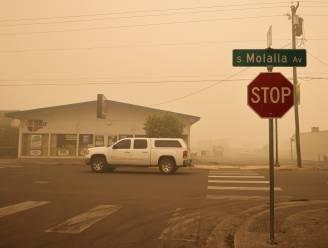 Politie Oregon waarschuwt voor nepnieuws over branden