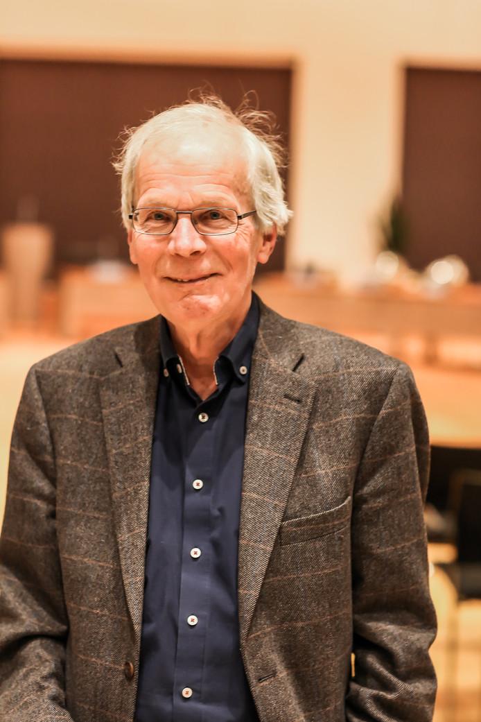 Raadslid Gerrit Hofmans overleden.