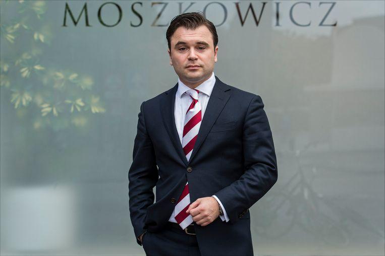 Advocaat Yehudi Moszkowicz