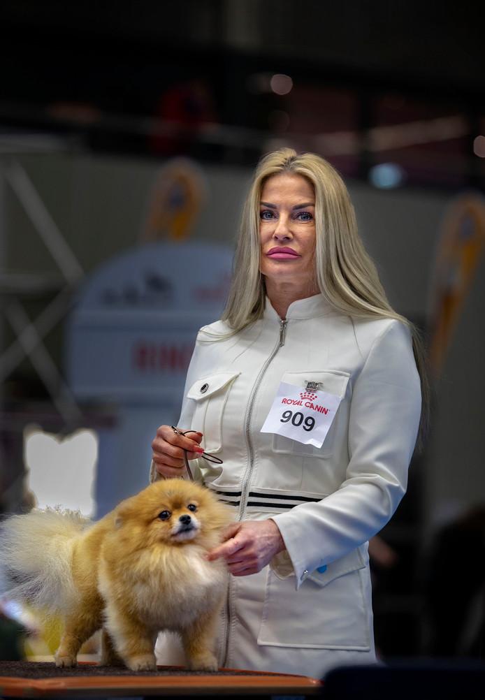 Dogshow in het Beursgebouw Eindhoven