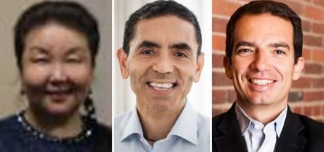 Deze wetenschappers en ondernemers werden vanuit het niets miljardair door de coronacrisis