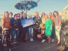 EI-Team Ladies Circle brengt 2500 euro op voor voedselbank Schouwen-Duiveland