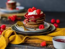 Wat Eten We Vandaag: Chocolade power pannenkoekjes
